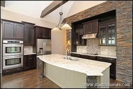 light granite countertops with dark cabinets dark cabinets with light granite best color combinations kitchen