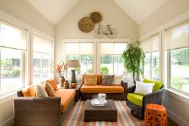Summer Living Room Designs Decorating Ideas Design Trends - Cottage style family room