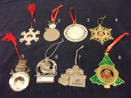metal engraved ornaments 28 images ncaa metal engraved two