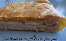 cuisiner du jambon blanc recette feuilleté familial jambon blanc mozzarella 750g