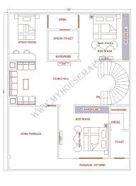 home design plans map 10 marla house plans civil engineers pk new home map design home