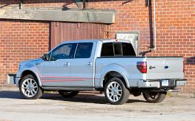 Ford F150 Truck Rack - 2011 ford f 150 harley davidson edition first test motor trend