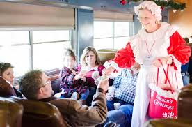 8 best polar express train rides for christmas 2017 locations of