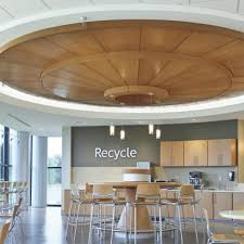 Wood Slat Ceiling System by Custom Wood Ceilings Armstrong Ceiling Solutions U2013 Commercial