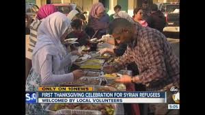 thanksgiving captions first san diego thanksgiving for syrian refugees 10news com kgtv