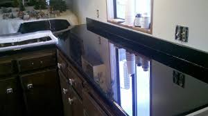 Kitchen Bar Top Ideas by Countertops Made By Putting Down Plywood With Fabric On Top Then