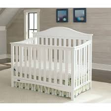 Baby Crib Lights by Graco Harbor Lights 4 In 1 Convertible Crib White Walmart Com