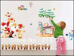 Wall Decal For Kids Room by Christmas Decoration Ideas For Kids Room Wall Decals Family