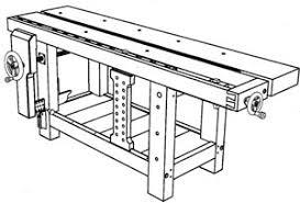 roubo french oak workbench project