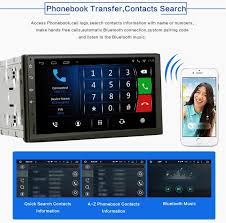 free mp4 for android 2017 7 din 12v car dvd android 6 0 audio and player