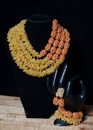 bead design jewelry necklace images Statement african coral jewelry beads jewelry set jpg