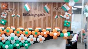 day decorations fundooparty independence and republic day decorations