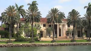 Celebrity Houses In Miami Beach Millionaire U0027s Row Youtube