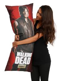 daryl dixon vest spirit halloween the walking dead daryl body pillow topic