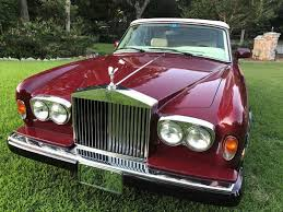 roll royce maroon 1986 used rolls royce corniche at find great cars serving ramsey