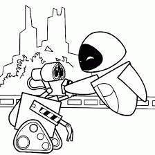 walle coloring pages free kids pictures picture tags wall e eve online coloring book