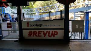 Six Flags Magic Mountain Directions Experience The New Revolution At Six Flags Magic Mountain