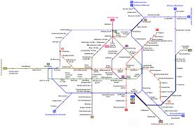 Vienna Metro Map by Vienna S Bahn Alchetron The Free Social Encyclopedia