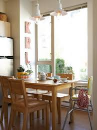 modern and small apartment dining room ideas inspirations table