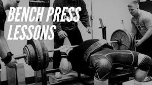 bench press lessons i have learned brad gillingham hmb