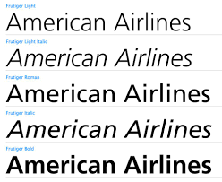 Reverse Color American Flag Check Out The New American Airlines Logo Design Shack