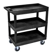 Home Depot Cart by Husky 33 In 4 Drawer Mechanics Tool Cart Black Houc3304b10 The