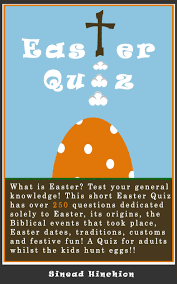 easter quiz questions with answers