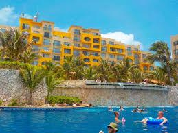 Mexico Cancun Map by Fiesta Americana Condesa Cancun All Inclusive Mexico Resort