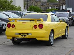 nissan skyline r34 for sale used 2016 nissan skyline r34 2 5 gt nismo manual for sale in west