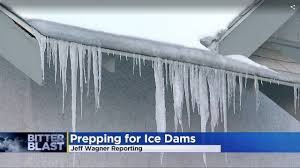 Wrap On Roof And Gutter Cable by How To Protect Your Home From Ice Dams With Heat Tape Youtube