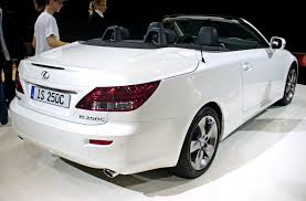 convertible lexus 2016 file lexus is 250c heck jpg wikimedia commons
