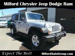 milford chrysler jeep dodge ram milford chrysler jeep 28 images certified used 2015 jeep grand
