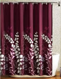 Matching Bathroom Shower And Window Curtains 3 Piece Bath Rug Set W Shower Curtain And Matching Rings Grey