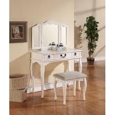 tri fold vanity mirror wayfair