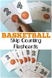 free skip counting flashcards look we u0027re learning