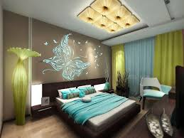 decoration de chambre de nuit chambre a coucher deco chambre à coucher idées peinture couleurs