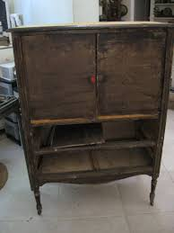 How To Antique Furniture by Sweet Magnolias Farm Removing Veneer Or Laminate From Antique