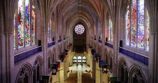 National Cathedral Floor Plan by Washington National Cathedral Removing Windows Of Confederate Generals