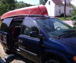 jeep boat sides easy way to cartop a canoe or boat 6 steps