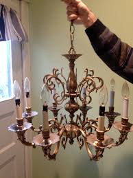Brass Dining Room Chandelier A New Dining Room Chandelier Vivacious