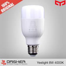 xiaomi mi yeelight led smart light bulb app wifi remote control