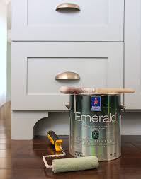 best paint finish for kitchen cabinets the best paint for kitchen cabinets the craft patch