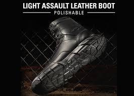 oakley light assault boot new oakley si light assault leather boot popular airsoft