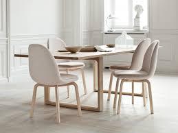 fritz hansen dining table buy the fritz hansen sammen chair oak legs at nest co uk