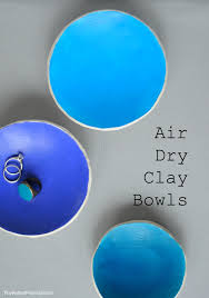 sweet little air dry clay bowls clay bowl air dry clay and clay