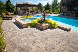 Paver Patios Designs Paver Patio Pictures Gallery Landscaping Network