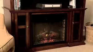 Electric Fireplace Media Console Pasadena 28