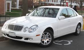 Mercedes Benz E 2003 2003 Mercedes Benz E Class Information And Photos Momentcar