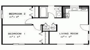 2 bedroom house simple plan two bedroom house plans easy floor