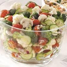 Garden Vegetable Salad by Best 25 Vegetable Salad Ideas On Pinterest Vegetable Salad